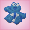 Sesame Street Baby Cookie Monster Cookie Cutter