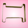 Baby Crib Cookie Cutter