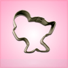 Baby in Manger Cookie Cutter