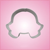 Baby Looking Through Legs Cookie Cutter