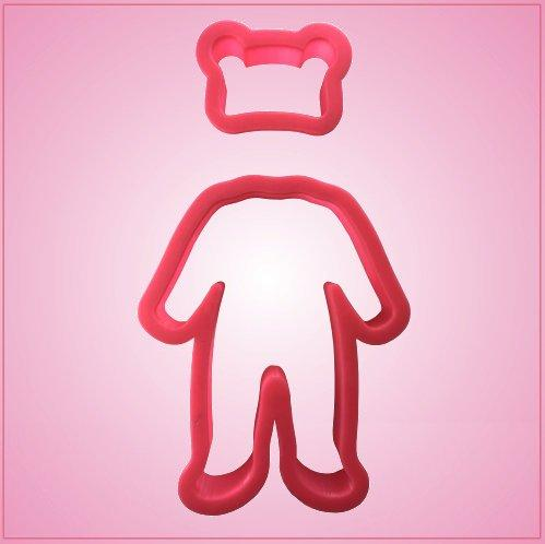 Baby Pajama Cookie Cutter Set