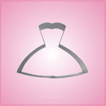 Ballet Dress Cookie Cutter