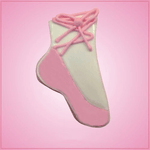 Ballet Slipper Cookie Cutter