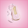 Ballet Slipper Top View Cookie Cutter