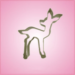 Bambi Cookie Cutter