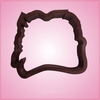 Beast Profile Cookie Cutter