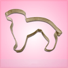 Bedlington Terrier Cookie Cutter
