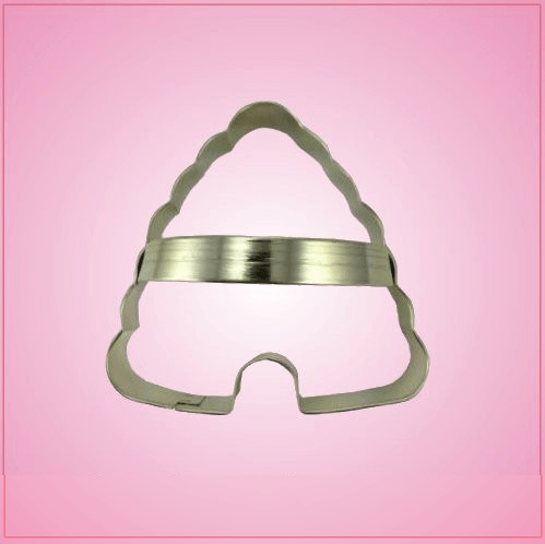 Beehive Cookie Cutter with Handle
