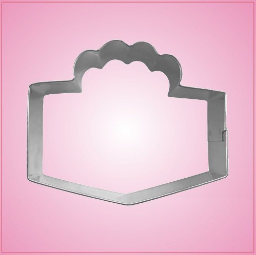 Birthday Present Cookie Cutter