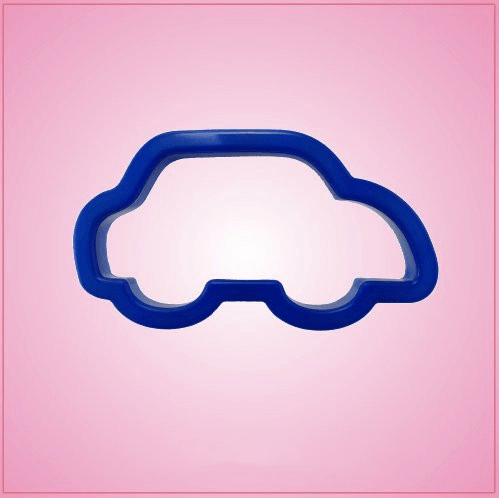 Blue Car Cookie Cutter