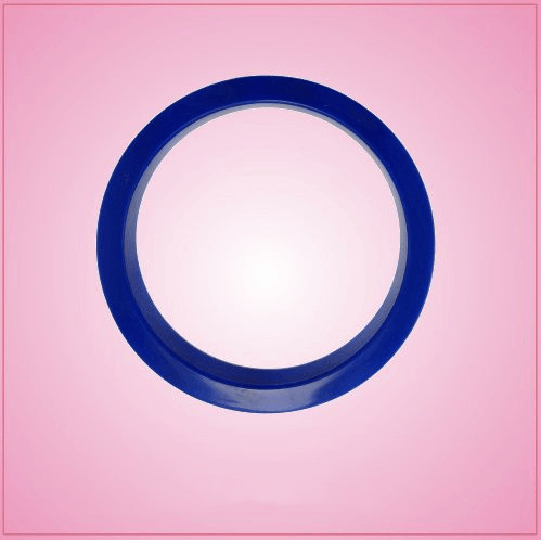 Blue Circle Cookie Cutter