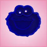 Blue Cookie Monster Cookie Cutter