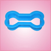 Blue Dog Bone Cookie Cutter