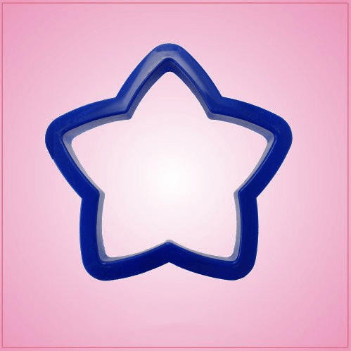 Plastic Blue Star Cookie Cutter Cheap Cookie Cutters