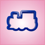 Blue Train Cookie Cutter