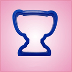 Blue Trophy Cookie Cutter