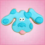 Blues Clues Cookie Cutter
