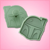 Boba Fett Cookie Cutter