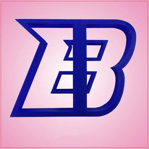 Boise Letter B Cookie Cutter