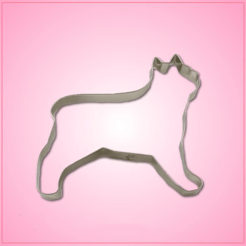 Boston Terrier Cookie Cutter
