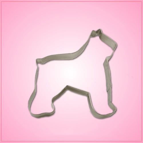 Bouvier des Flandres Cookie Cutter