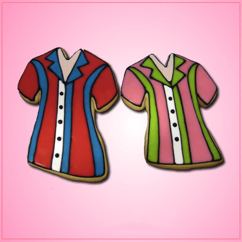 Bowling Shirt Cookie Cutter