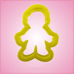 Yellow Boy Cookie Cutter