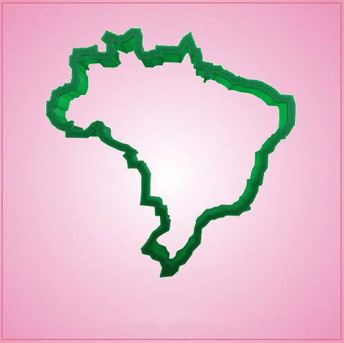 Brazil Cookie Cutter