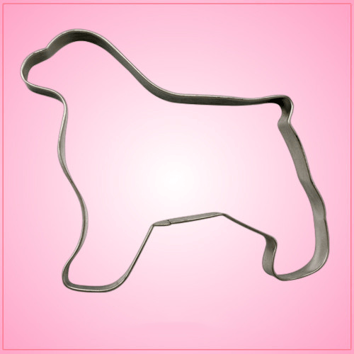 Brittany Spaniel Cookie Cutter