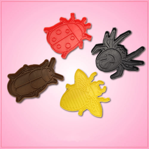 Bug Cookie Cutter Set