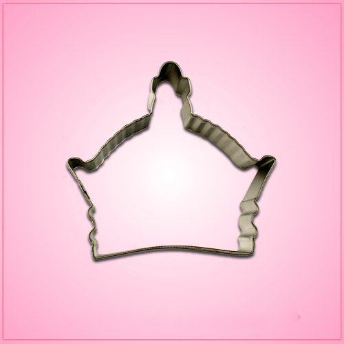 Byzantine Crown Cookie Cutter