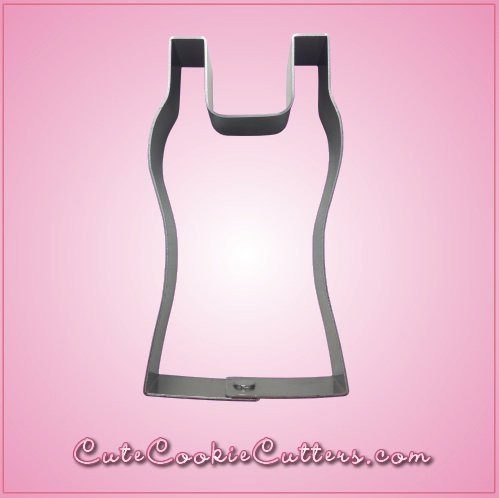 Camisole Cookie Cutter