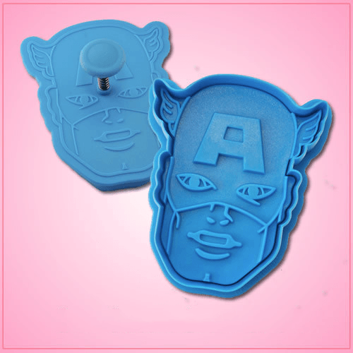 Captain America Cookie Cutter