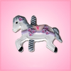 Carousel Horse Cookie Cutter