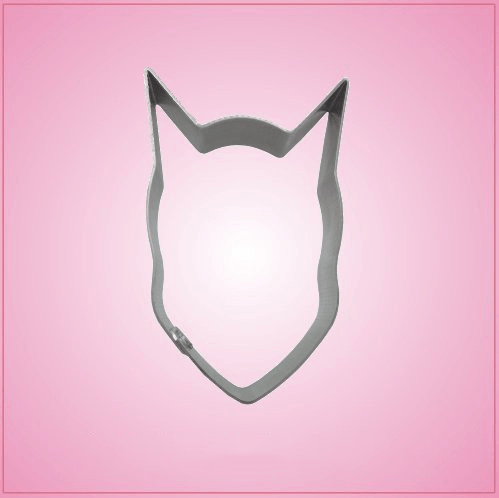 Cat Hero Cookie Cutter