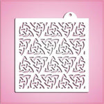 Celtic Knot Pattern Stencil