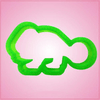 Chameleon Cookie Cutter