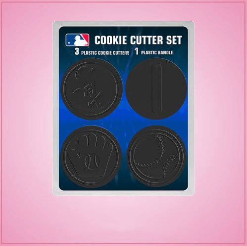 Chicago White Sox Cookie Cutter Set