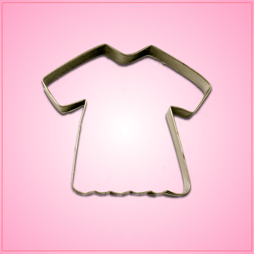 Christening Dress Cookie Cutter