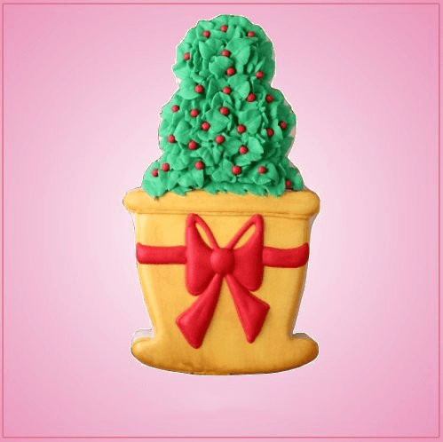 christmas topiary cookie cutter - Christmas Topiary