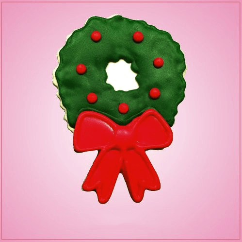 Christmas Wreath Cookie Cutter