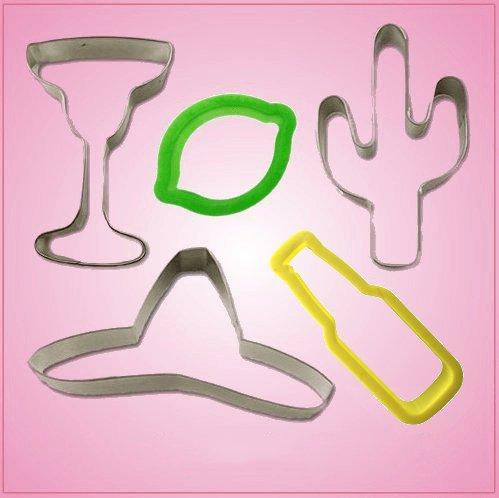 Cinco de Mayo Cookie Cutter Set
