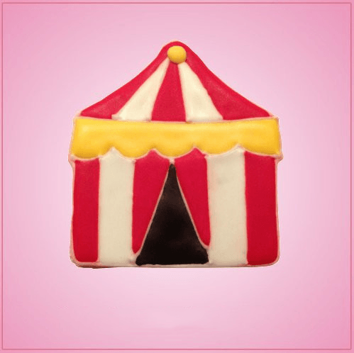 Circus Tent Cookie Cutter 2 & Circus Tent Cookie Cutter 2 - Cheap Cookie Cutters