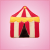 Circus Tent Cookie Cutter 2