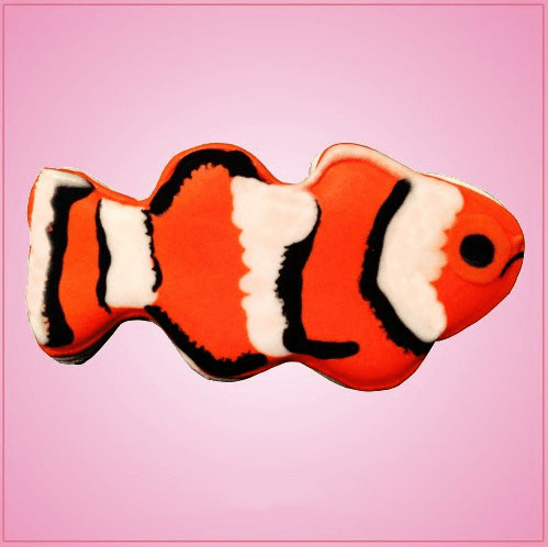 Clown Fish Cookie Cutter