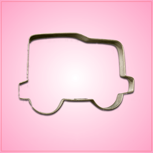 Tender (Coal Car) Cookie Cutter