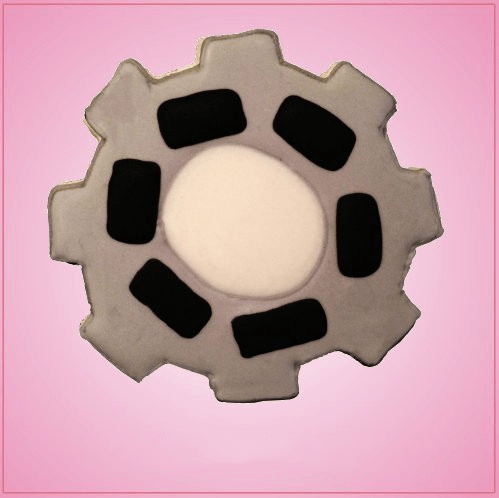Cog Cookie Cutter