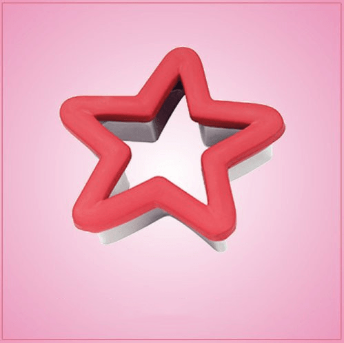 Comfort Grip Star Cookie Cutter