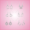 Cookie Cutter Earrings