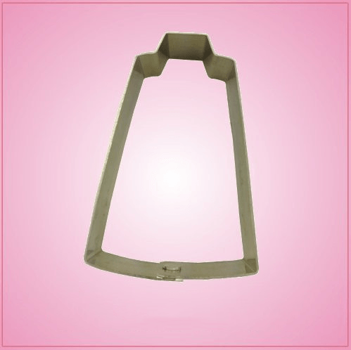Cowbell Cookie Cutter